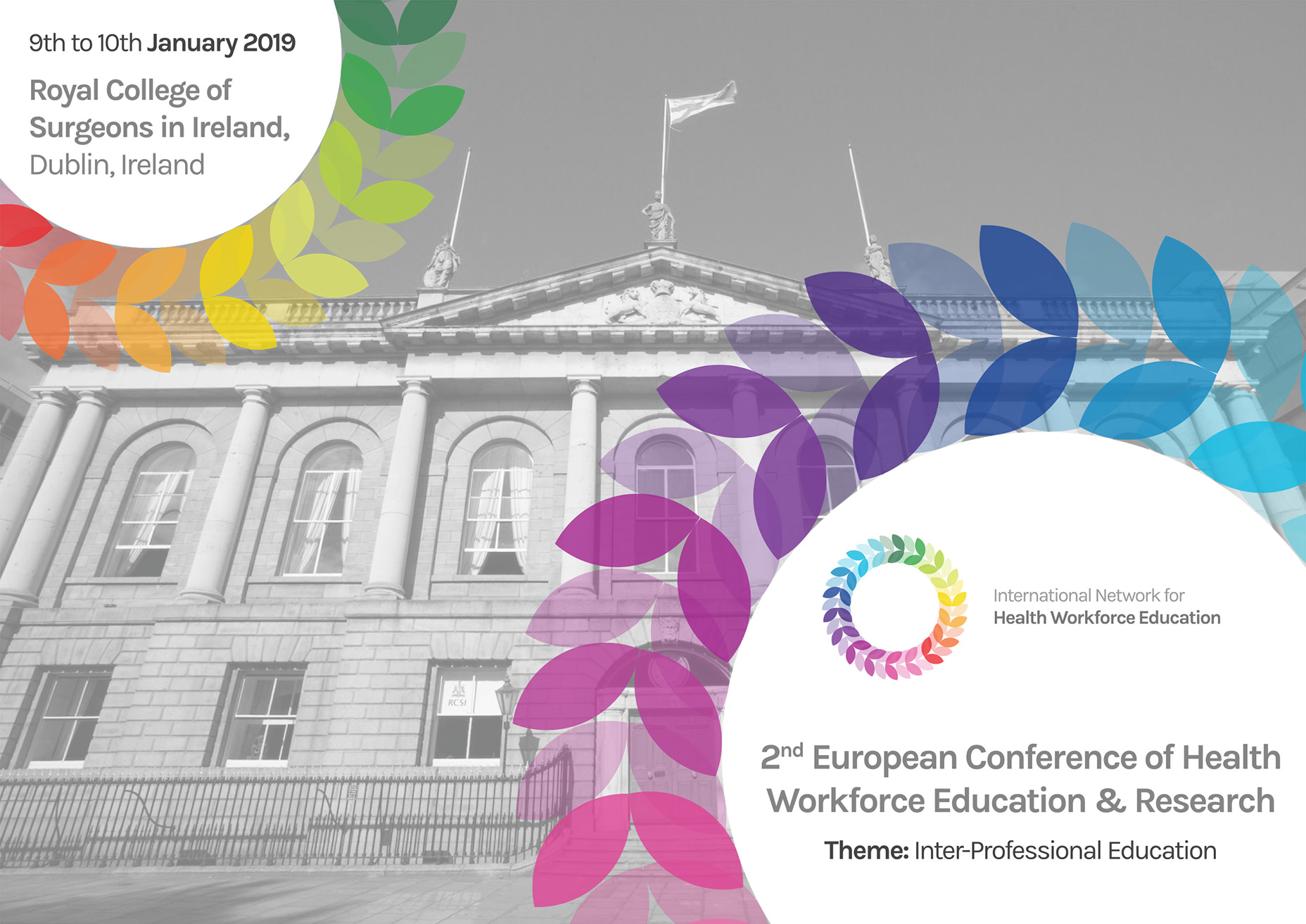 Dublin 2019 | International Network for Health Workforce Education